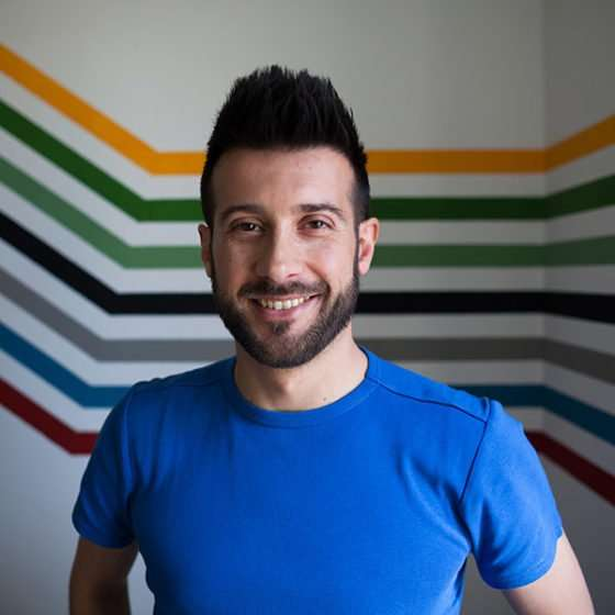 Luca Bocedi / Visual Designer